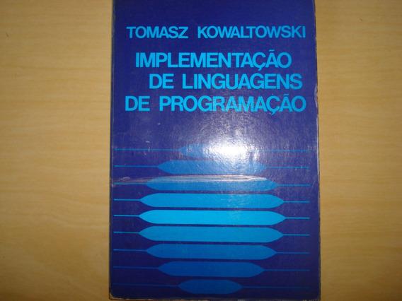Implementação De Linguagens De Programação