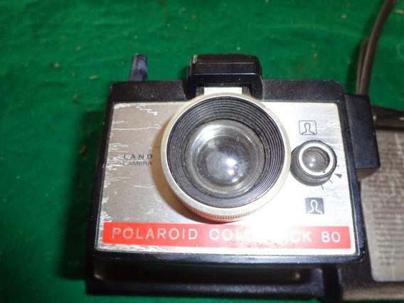 Câmera Polaroid Colorpack 80 Land