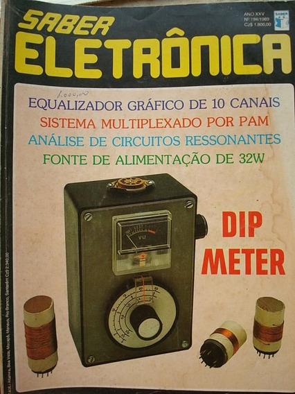 Revista Saber Eletrônica Ano Xxv. No. 194