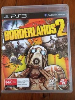 Borderlands 2 Playstation 3 Ps3 Jogo Game Novo Na Caixa Poa