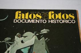 Fatos & Fotos Documento Histórico Julho De 1969 C/disco