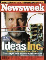 Newsweek * 10/10/05 * George Clooney