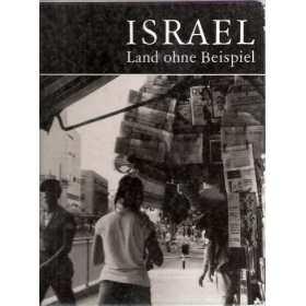 Israel Land Ohne Beispiel - Hed Wimmer