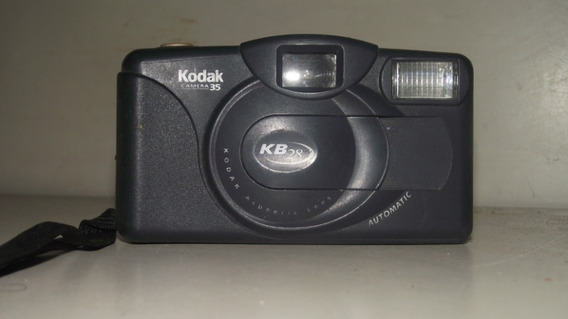 Camera Fotográfica Kodak E Nikon -analógicas