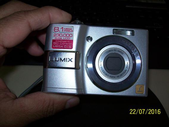 Panasonic Lumix Dmc-ls80 Usado