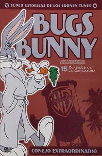 Looney Tunes Bugs Bunny Conejo Extraordinario Dvd