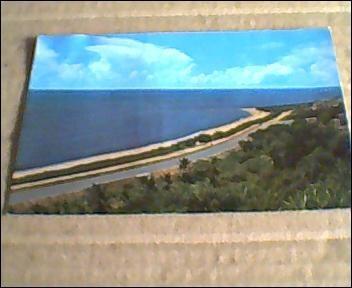 Cartão Postal Antigo-porto Seguro-vista Das Praias