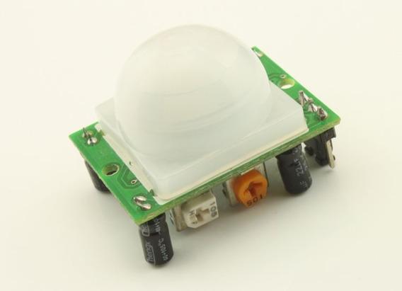 Módulo Sensor De Movimento Pir Dyp-me003 Para Arduino