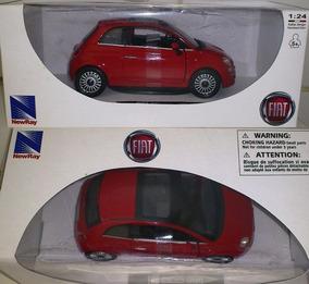 New Ray - Fiat 500 (2007) - Escala 1/24