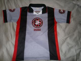 Camisa Atlético Paranaense Torcida Organizada Tradição Rubro
