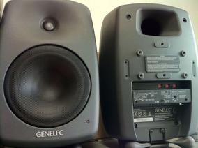 Monitor De Audio Genelec 8040a Profissional