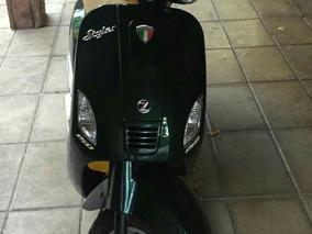 Moto Zanella Styller 150 Exclusive 2016