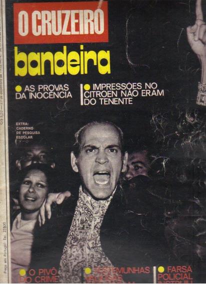 Revista O Cruzeiro Nº 52- 27/dezembro/1972-rio De Janeiro