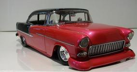 Miniatura Chevy Bel Air Pro Street 1955 Danbury Mint 1/16