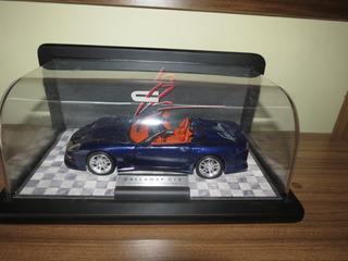 Chevy Corvette Callaway C-12 - Usado - Franklin Mint - Rara