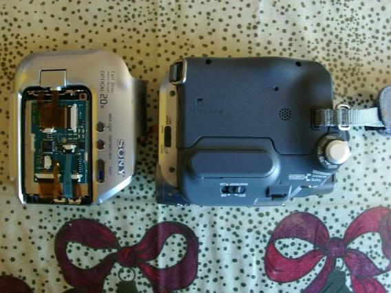 Filmadora Sony Dcr Hc 32 E Hc 26 Desmontadas-peças