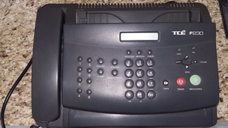 Fax Tce F230 Novinho