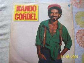 Vinil Lp Nando Cordel - Folia Brasileira
