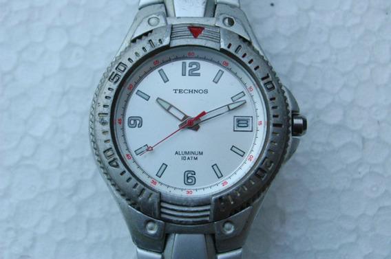 Technos Aluminum 10 Atm Garantia Relogiodovovô.