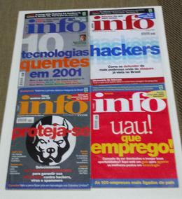 Revista Info Exame - Ano 2001