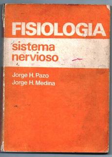 Fisiologia Sistema Nervioso/ Pazo / Medina / Del Autor Usado