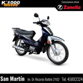 Zanella Due 110 La Más Práctica,contado, Ahora12, Financiado