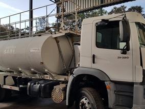 Volkswagem 31-320 6x4 Ano 2011/2012 Pipa Gascom 20.000 Lit