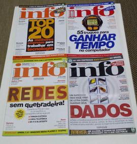 Revista Info Exame - Ano 2003