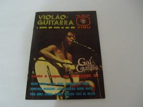 Revista Violão E Guitarra Nº 22 Gal Costa