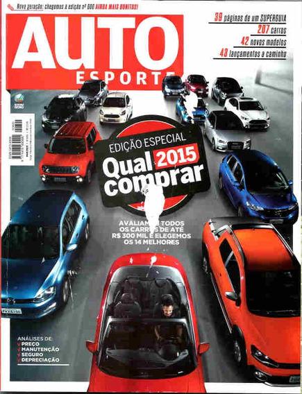 Cl Auto Esporte 600 * Qual 2015 Comprar D