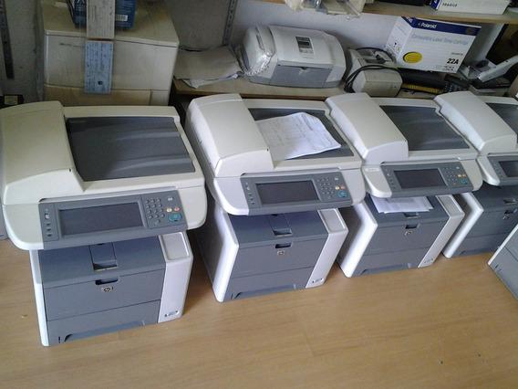Impressora Hp Laserjet M3027 Mpf 25ppm Com Toner Revisada.