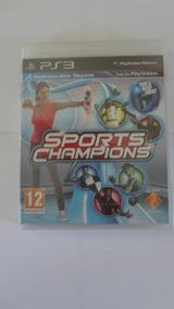 Jogo Para Ps3 Sports Champions Novo E Lacrado