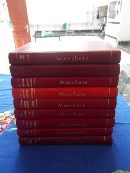 Revistas Manchete Encadernadas