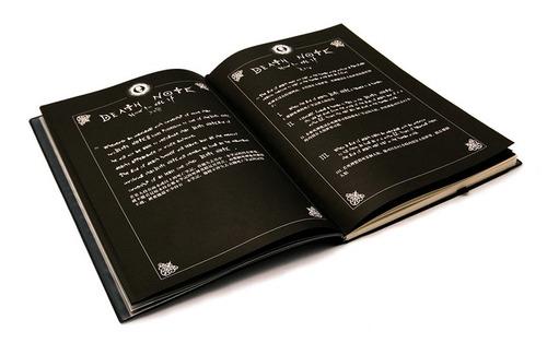 Death Note Libreta Kira Ligth Yagami L Misa Manga Anime Rem