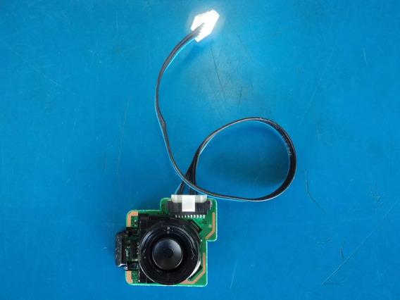 Botão Power E Chave De Funções Tv Samsung Un40fh5205