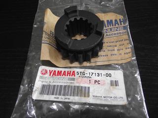 Engranaje De 3 Ra Tercera De Yamaha Yfz 450 5tg-17131-00