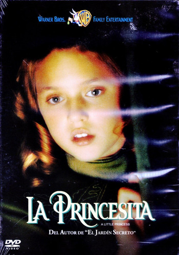 Dvd La Princesita (a Little Princess) 1995 - Alfonso Cuaron