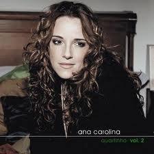 Cd Ana Carolina Quartinho Vol 2 Lacrado