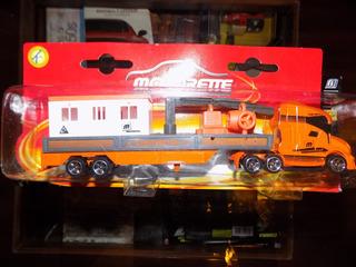 Camiones Majorete. 1/64