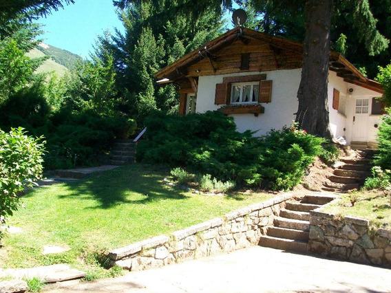Alquiler Temporario Casa En Bariloche Cerro Catedral 7 Pax