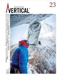 Revista Vertical Numero 23  Escalada Montañismo Alta Montaña