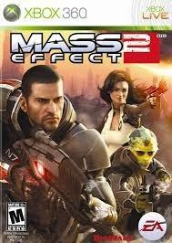 Mass Effect 2 Xbox 360 / Xone Mídia Física Semi Novo