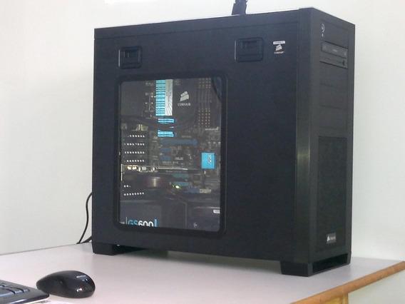 Computador Corsair Desktop Pc Montado - Usado