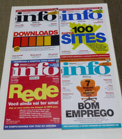 Revista Info Exame - Ano 2002