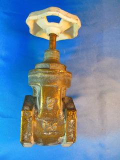 El Arcon Llave De Paso De Bronce Medida 125 Marca Fv 49071