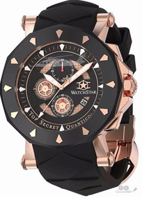 Relógio Watchstar Quantico. Com Metal Do Black Hawk Uh-60!