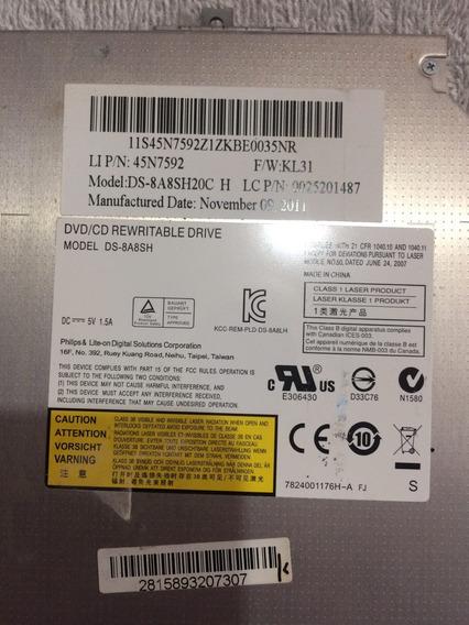 Drive Cd/dvd Modelo 8a8sh Notebook Lenovo G475