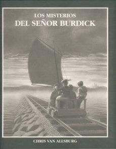 Los Misterios Del Señor Burdick, Chris Van Allsburg, Ed. Fce