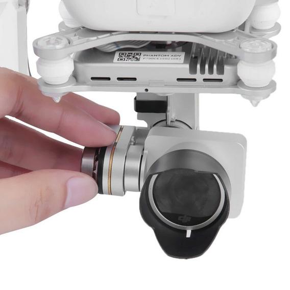 Protetor De Lente Dji Drone Phantom 3 Parasol Quebra Sol Tp