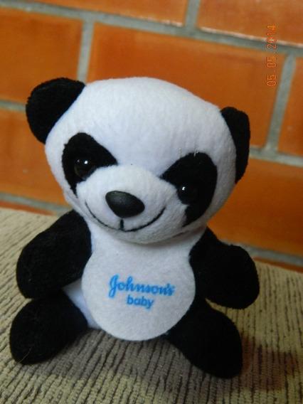Pelúcia Panda Da Johnsons Baby 13cm Creation Brindes